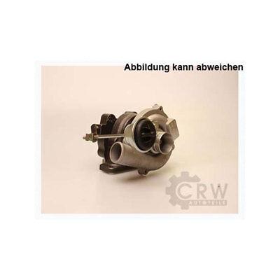 100% Vero Turbocompressore Per Nissan Micra 15dci X76. A Partire Dal 08/03 - 48kw-