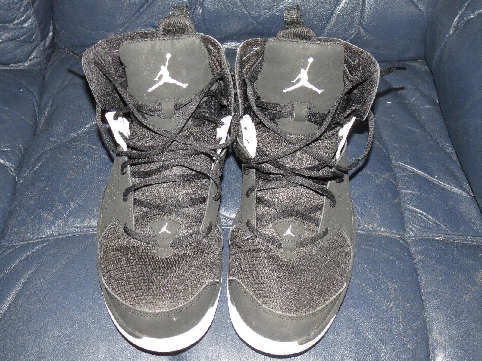 Nike Jordan Ace 23 II 644773-010 Air Sole Basketball Shoes (D, M) New Sz 13