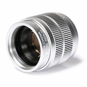 Fujian-35mm-f1-7-CCTV-C-mount-Movie-Lens-for-NEX-EOSM-M4-3-N1-FX-Mount-cameras