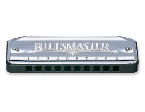 Suzuki Bluesmaster Harmonica Key - Bb
