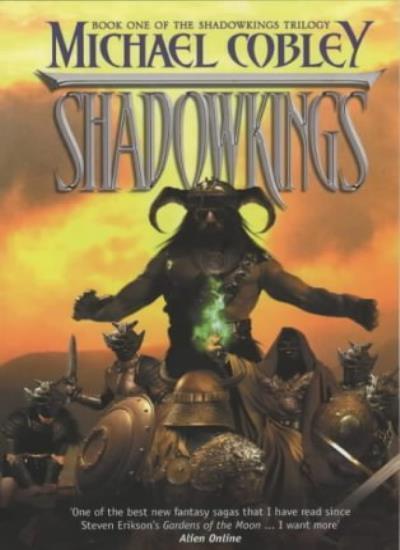 Shadowkings,Michael Cobley