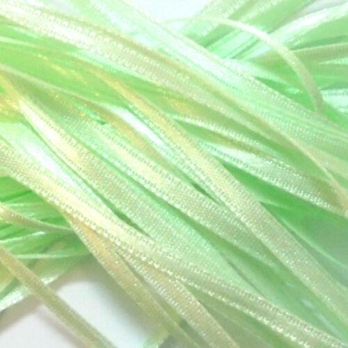 Craft-Ruban 10 Mètres Étroit Ruban-pastel green