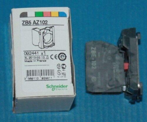 Schneider Electric zb5 az102 hilfsschalter Bloc 1ö 092441