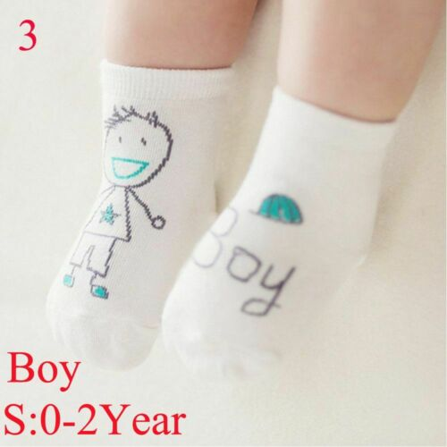 Accessories Newborn Girl Boy Infant 0-4Y Baby Cotton Cartoon Toddler Socks
