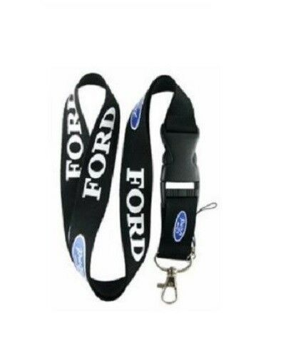FORD Lanyard Detachable Keychain iPod Strap Badge ID Cell Holder