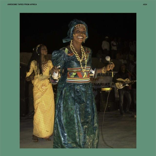 Awa Poulo Poulo Warali (2017) 8-track CD Álbum Nuevo/Sellado