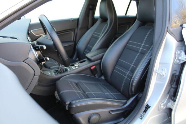 Mercedes CLA200 1,6 Shooting Brake billede 6