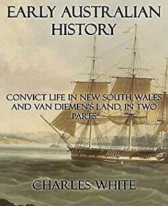 CD - Charles White - Convict Life Part 1&2 - Audio & PDF Books