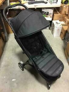 Baby Jogger City Tour 2 Lightweight Travel Stroller FREE Belly Bar 2019 Jet NEW