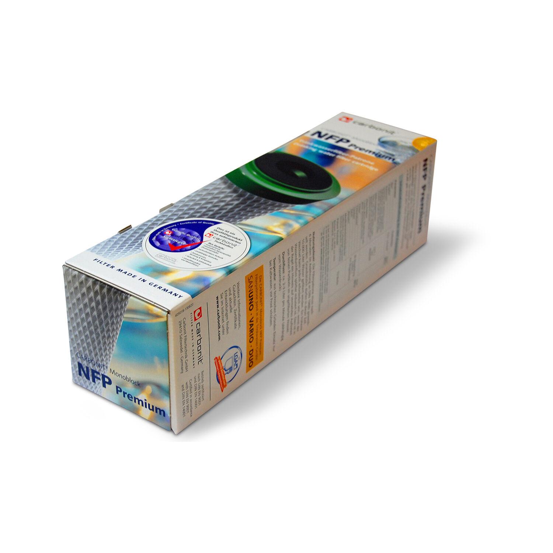Carbonit NFP de Premium Filtro de NFP agua Patrón de filtro fbe16d
