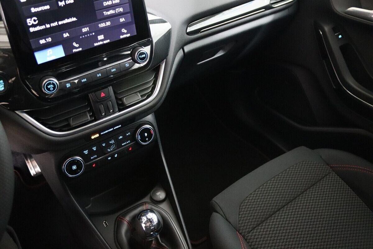 Ford Fiesta 1,0 EcoBoost mHEV ST-Line - billede 11