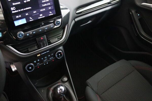 Ford Fiesta 1,0 EcoBoost mHEV ST-Line billede 11
