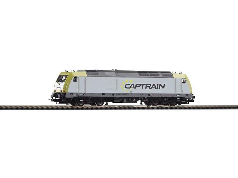 Piko 57540 diesel locomotora Traxx 285 captrain, época VI, pista h0