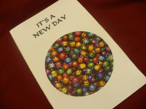 Eastern Star booklet ITS A NEW DAY 36 pages special occasion yearly