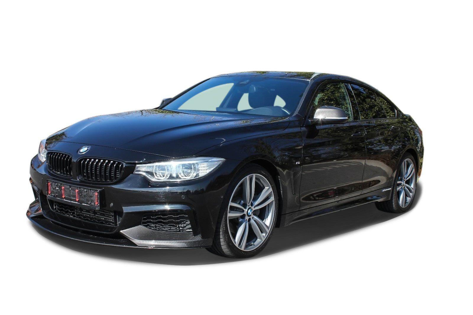 BMW 435i 3,0 Gran Coupé aut. 5d - 4.556 kr.