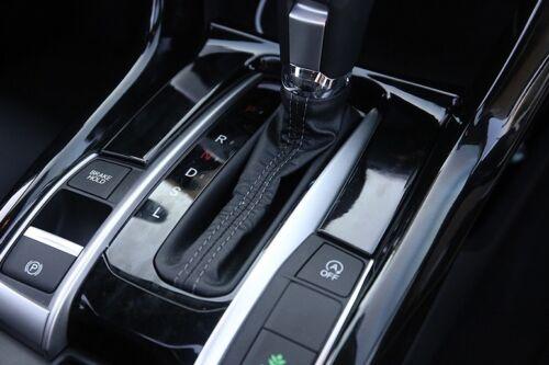 3pcs Piano Black Gloss Dashboard Gear Side Cover Trim 2016 2017 For Honda Civic