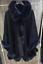 Mantella-Poncho-donna-eco-pelliccia-elegante-giacca-Copriabito-Cappotto-Giubbino miniatura 17