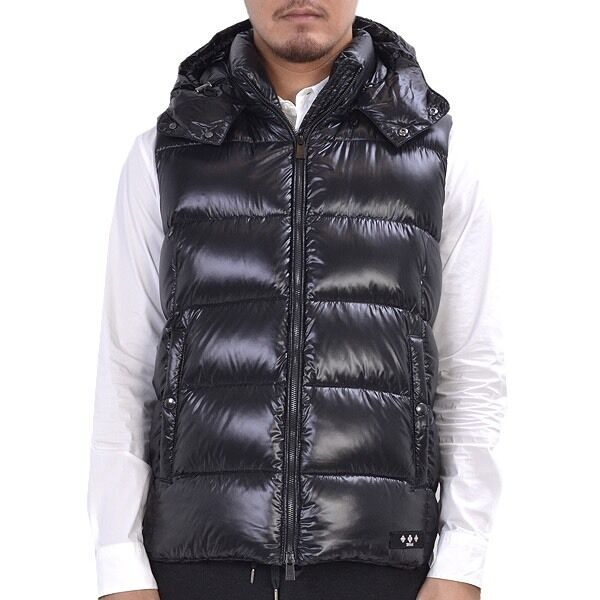 NWT $600 Tatras Poseidone Gillet Paded Vest Black, Size 6