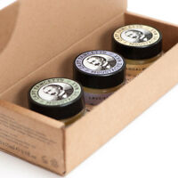 Captain Fawcett 3 Moustache Wax Cornucopia Gift Set (440072)