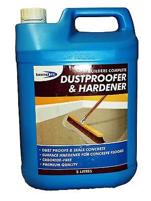 Concrete Hardener Amp Dustproofer Concrete Sealer 5l