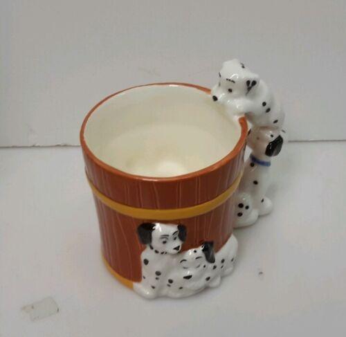 101 Dalmations Disney Ceramic Figural Mug-Boxed-Unused-FREE S/&H MUGS-75-FW
