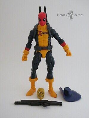 "Marvel Legends Deadpool Madcap 6/"" Figure Loose No Sauron BAF X-Men"