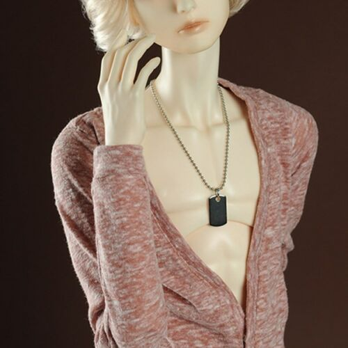 Dollmore BJD SD /& Model Silver Mu Serial Number Necklace