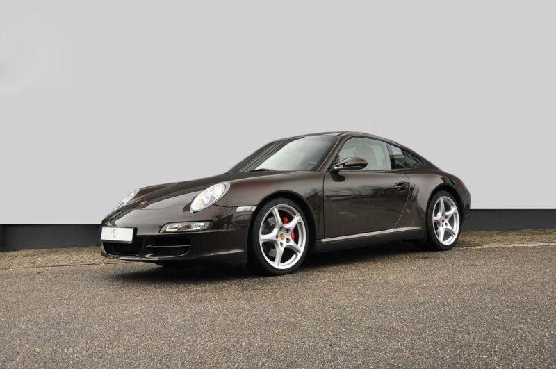 Porsche 911 Carrera S 3,8 Coupé Tiptr. 2d - 2.686 kr.