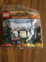Lego 30213 The Hobbit Gandalf Lonely Mountain Mini Set Sealed Bag Polybag