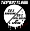 Knowing-Half-The-Battle-Violence-Action-Truck-Vinyl-Decal-Window-Sticker-Car thumbnail 11