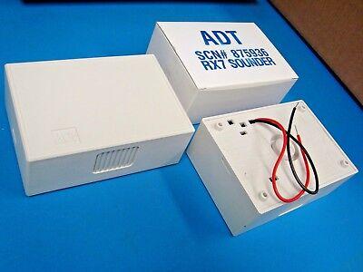 10 New HONEYWELL ADEMCO SIREN SOUNDER INDOOR RX-7 Fits All Alarm Panels