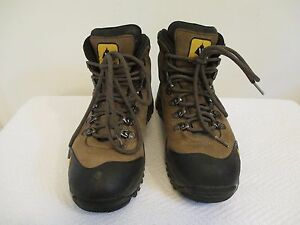 45320b77346 Details about Womens 8.5 M Vasque Hiking Boots Wasatch GTX Gore-Tex and  Leather 7177