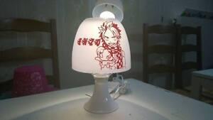 Lampe De Chevet Enfant Ado Personnalisee Cadeau Fairy Tail Manga