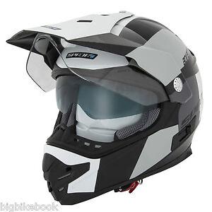 Spada-Intrepid-Adventure-Motorcycle-Helmet-White-Black