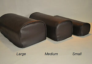 Image Is Loading Brown Pair Of Faux Leather Antimacar Chair Sofa