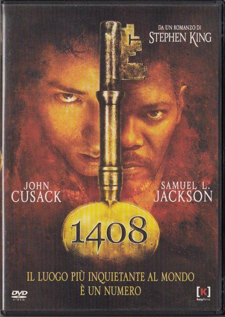 1408 (2007) DVD - EX NOLEGGIO