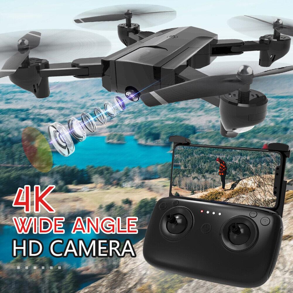 SG900 2.4GHZ 4CH 4K OPTICAL Flow DUAL CAMERA PIEGHEVOLE RC Quadcopter Drone rigoroso