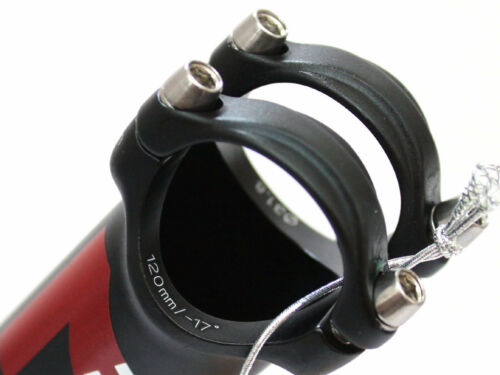UNO ASA105 AL 7050 31.8 x ±17° Bike Stem 80 90 100 110 120 130mm