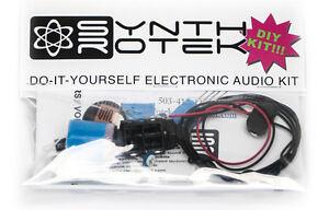 synthrotek vac pak diy kit circuit bending control voltage cv board 1 4 jacks 738676125832 ebay. Black Bedroom Furniture Sets. Home Design Ideas