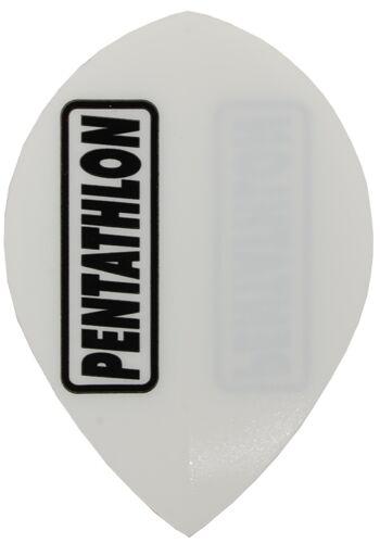 Pentathlon Extra Strong Pear Shape Dart Flights