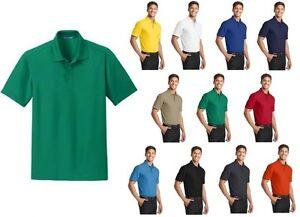 Port-Authority-Mens-Dry-Zone-Dri-Fit-Polo-Shirt-NEW-Size-XS-4XL-GOLF-K572
