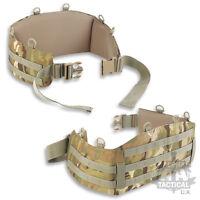 MTP / MULTICAM MOLLE BATTLE BELT WEBBING HIP PAD HIPPO BRITISH ARMY MILITARY