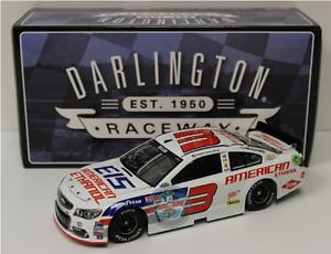 NASCAR 2016 AUSTIN DILLON  #3 DARLINGTON SPECIAL E15 AMERICAN ETHANOL  1//24 CAR