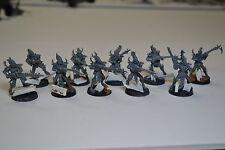 Warhammer 40k Dark Eldar Kabalite Warriors x10 lot2