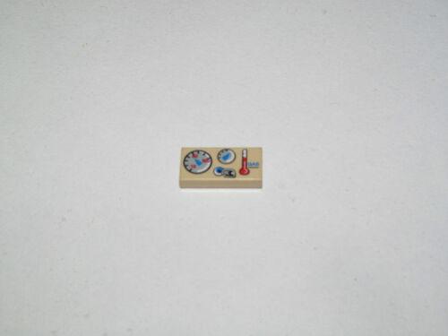 LEGO Bau- & Konstruktionsspielzeug Baukästen & Konstruktion Lego ® Plaque Lisse 1x2 Sérigraphiée Tiles Printed Choose Model ref 3069b