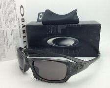 e518ebe757 Authentic OAKLEY Sunglasses FIVES SQUARED OO9238-05 Grey Smoke Frame Grey  Lenses
