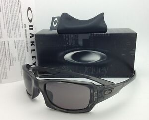 fff66708a65 Image is loading Authentic-OAKLEY-Sunglasses-FIVES-SQUARED-OO9238-05-Grey-