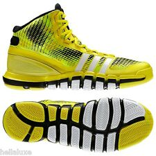 ~Adidas ADIPURE CRAZYQUICK Light Basketball quick Shoes Crazy adizero~Mens sz 12