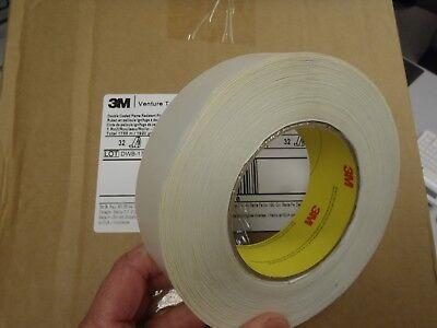 "3M Scotch 3693FLE Flame Resistant Film TAPE WHITE 1.5/"" x 60 yd 70-0089-1682-0"