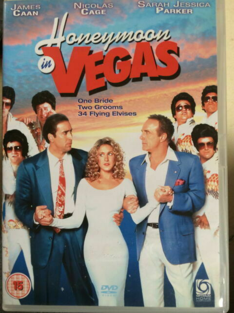 Nicolas Cage Sarah Jessica Parker James Caan Honeymoon In